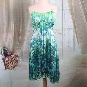Ruby Rox Green Sleeveless Party/Prom Dress
